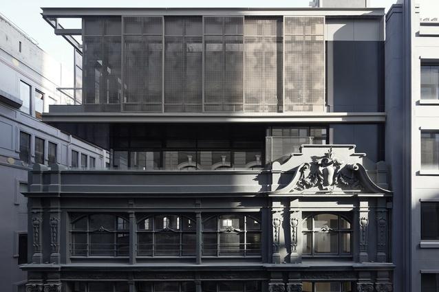 Melbourne Residence by Elenberg Fraser.