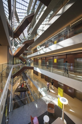 Faculty of Engineering + Information Technology, University of Technology Sydney by Denton Corker Marshall