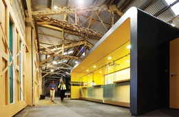 2011 Australian Interior Design Awards shortlist – Public Design and Installation Design