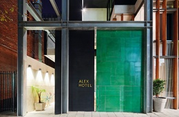 2016 Australian Interior Design Awards: Hospitality Design