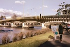 Architect selected for Swan Street Bridge upgrade
