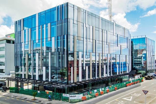 Rider Levett Bucknall Supreme Award winner – NZME building, Auckland CBD.