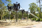 The evolution of playspaces