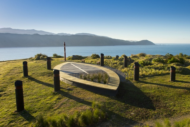 Orauiti reserve architecture now for Landscape architects wellington