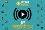 Watch live streaming right here – 2016 Interior Awards: 25 and 26 May