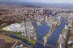 Docklands update