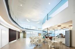 Rockingham Hospital by Hames Sharley and Silver Thomas Hanley