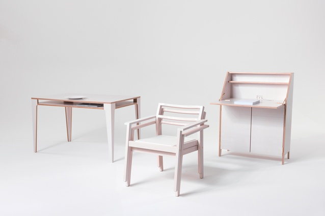 A new range of furniture designed for small homes.
