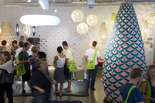 Essenze showroom.