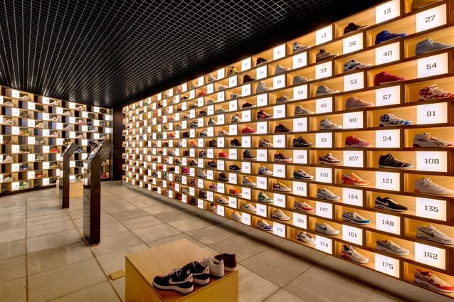 Facet Studio's Sneakerology, Sydney, Australia.