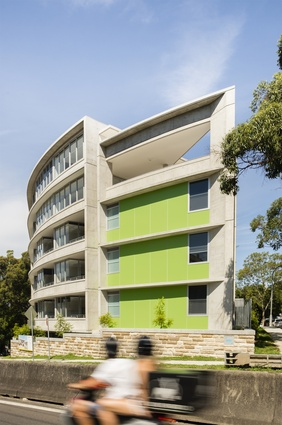 Arc by Hill Thalis Architecture + Urban Projects and McGregor Westlake Architecture – Architects in Association.