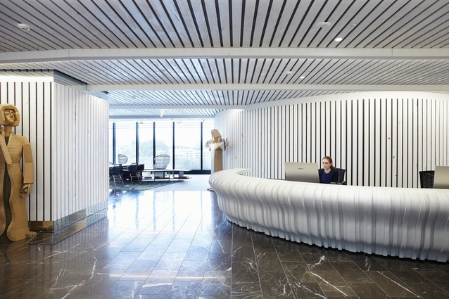 Gadens Lawyers by Hassell.