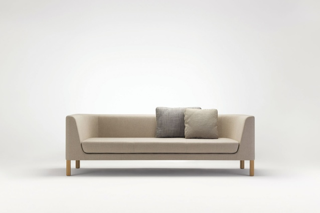 Tailored Couch by Ross Gardam for Stylecraft.