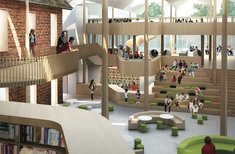 Shortlist for Marrickville Library design