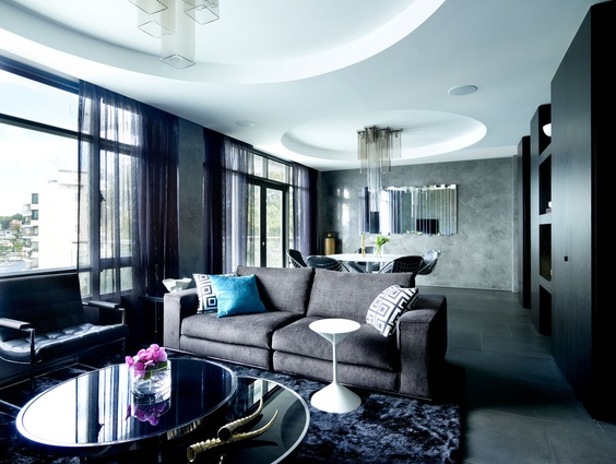 Elizabeth Bay Apartment – Greg Natale Design.