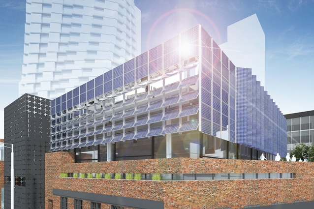 "The project is being touted as ""Australia's most sustainable mixed-use development."""