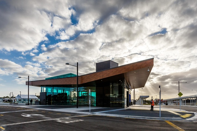 Public Architecture Award: Panmure Interchange by Opus Architecture.