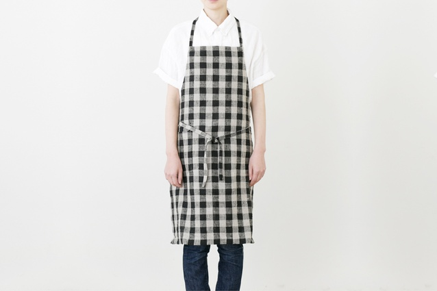 Fog linen apron | 