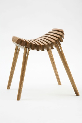 Ane stool by Troy Backhouse.