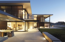 Fendalton House by Sheppard & Rout Architects