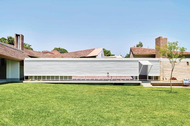Rosalie House by Owen Architecture.