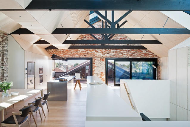 The Water Factory (Vic) by Andrew Simpson Architects.