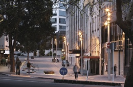 Lorne Street by Architectus