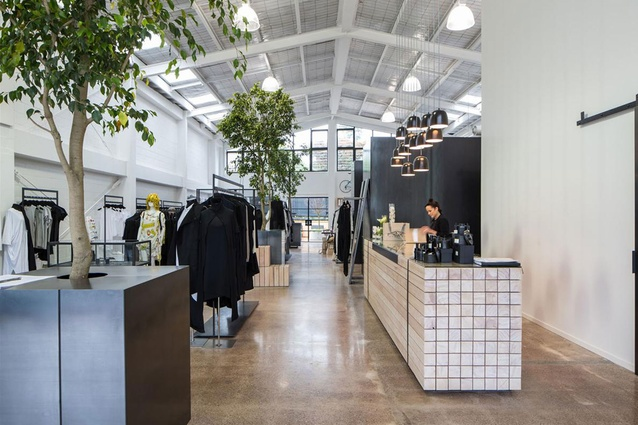 Finalist: Retail – The Shelter (Ponsonby, Auckland) by Pennant and Triumph.