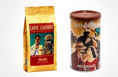 Win with Caffe L'affare