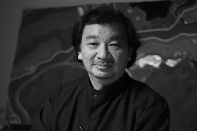 Shigeru Ban, Shigeru Ban Architects.