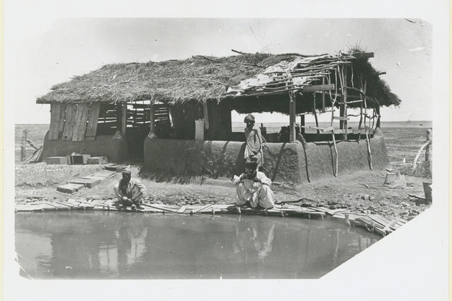 The Mosque at Marree (1884).