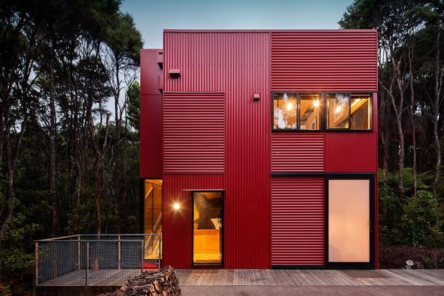 Red House, Titirangi.