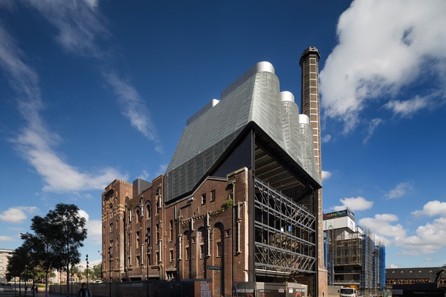 Irving Street Brewery (NSW) by Tzannes Associates.