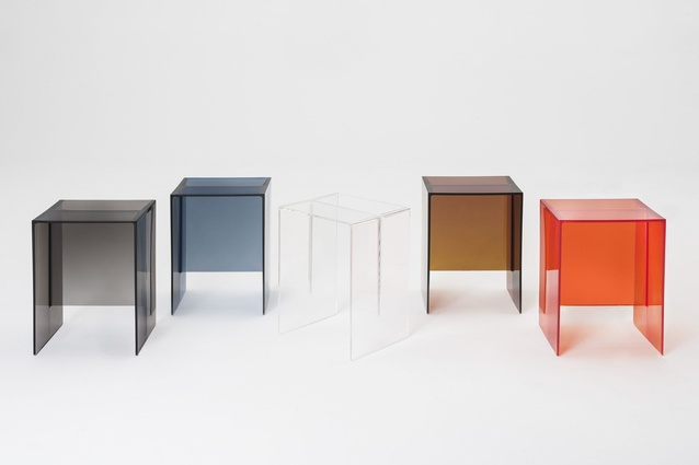 Max-Beam stool / small table.