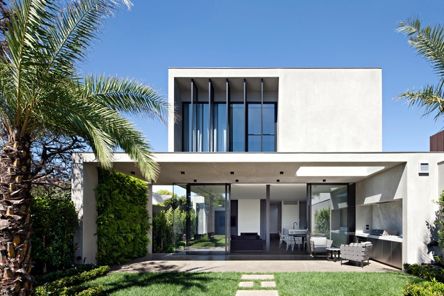 Boundary House by Ben Robertson (architecture) and Mim Design (interior design).