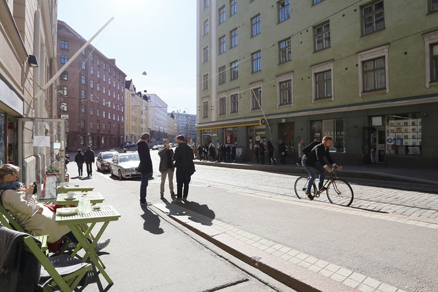 Helsinki is a flat, compact city; perfect for walking or cycling.