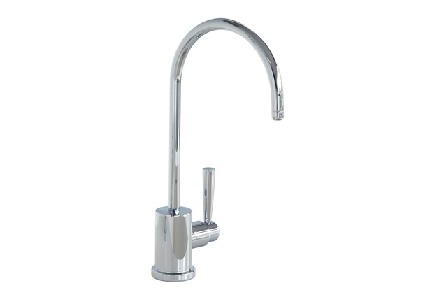 Perrin and Rowe Contemporary water filter tap.