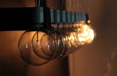 Asobi light installation