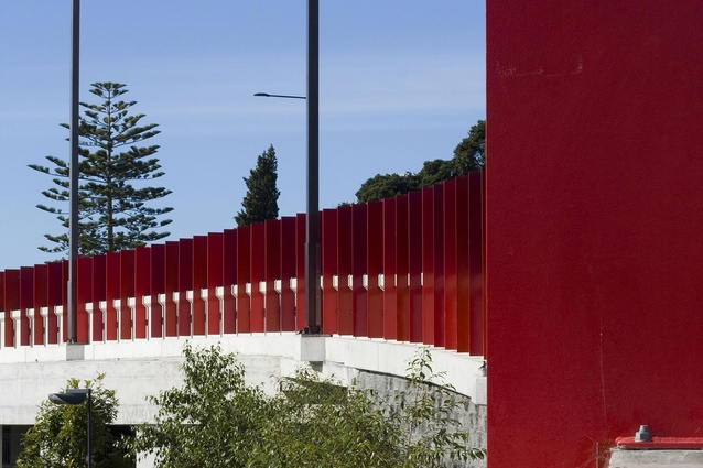 Resene Total Colour Master Nightingale Award winner - Clark Street Overbridge by Architectus.