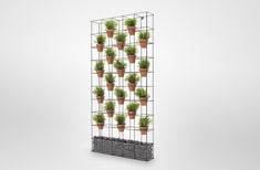 Lanna Garden Screen