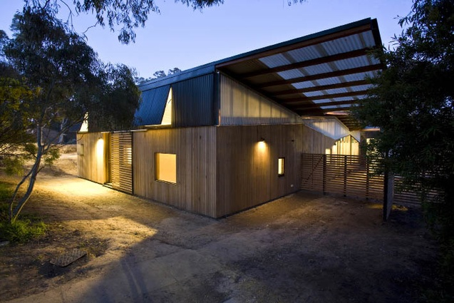 Aranda House by NMBW Architecture Studio.