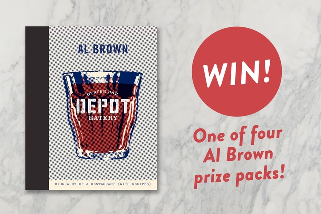 Win an Al Brown package worth $120!