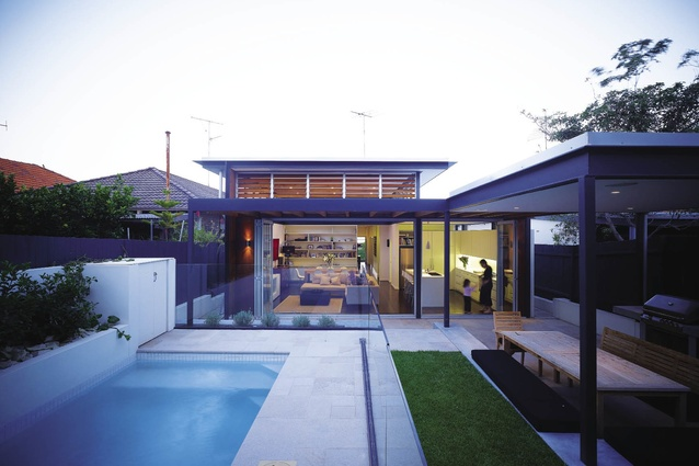 Lambert House: Project credits | ArchitectureAU