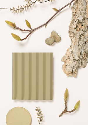 Cove – a warm, mid-grey with a golden overtone.