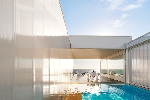 Villa Marittima (Vic) by Robin Williams Architect.