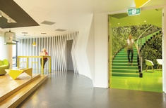 Office space: DDB Group