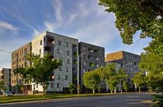Mixed-tenure housing failing public housing tenants
