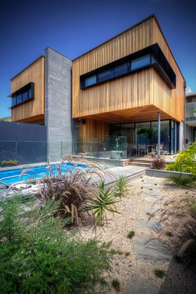 2013 houses awards shortlist apartment unit or townhouse for Beach townhouse designs