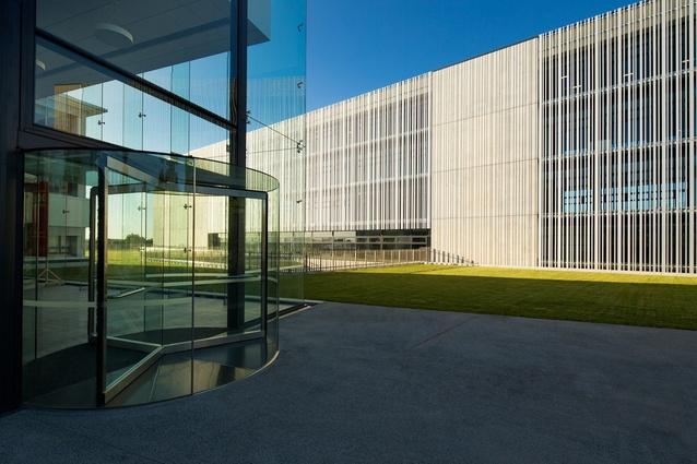 Education winner: New Law & Management Building, University of Waikato, Hamilton by Opus Architecture.