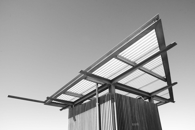 Small Project Architecture Award: Brooklands Lagoon Public Toilet by Opus Architecture.